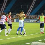 """Fuimos mejores de principio a fin"": Sebastián Viera"