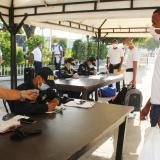 81 jóvenes se formarán como marinos de la Armada Nacional