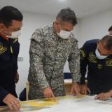 Dimar continúan operación de búsqueda de la motonave Carmen I