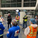 Realizan vuelo humanitario desde Leticia hacia Bogotá