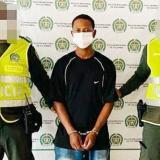 Capturan a presunto sicario del 'Clan del Golfo' en Coveñas