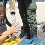 Santa Rita, en medio de la sed y la pandemia
