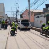 Recuperan camioneta robada en Barranquilla tras supuesto tiroteo en Ciénaga