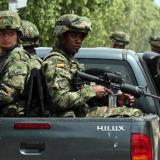 Ex-Farc secuestran a dos militares en el Catatumbo