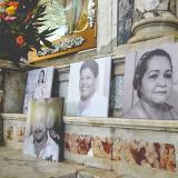 En la Catedral de Riohacha se rindió homenaje a las víctimas de la covid-19