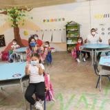 Ministra de Educación le da la bienvenida a los alumnos de Pitalito