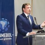 """Conmebol quiere """"conquistar las copas mundiales"""" y recuperar su """"sitial"""""""