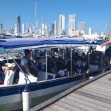 Por fuertes brisas, Cartagena suspende zarpe de embarcaciones