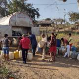 Por temporada de sequía declaran la calamidad pública en Montería