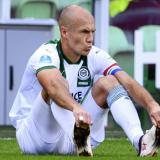 Robben anunció su retirada en julio de 2019 pero sorprendió al mundo cuando dijo que volvía a para jugar en el Groningen.
