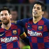 """""""No entiendo por qué tienen tanta maldad"""": Suárez, en defensa de Messi"""