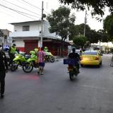 Policía frustra atentado con granada en el sur de Barranquilla