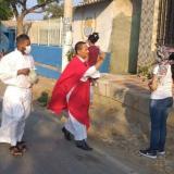 Por coronavirus, fallece párroco de iglesia de Taganga