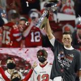 Bucaneros de Tampa, de la mano de Tom Brady, ganan el Super Bowl