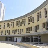 Vista del Centro de Servicios Judiciales de Barranquilla.