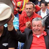 El padre de Nairo Quintana, estable en el hospital tras dar positivo de covid