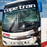 Motociclista murió tras chocar con un bus en Tasajera, Magdalena