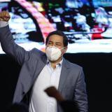 Menos de 20.000 votos generan reñida disputa por segundo lugar en Ecuador