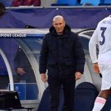 Nueve bajas en la convocatoria de Zidane para el Real Madrid-Getafe