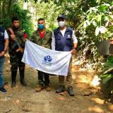 Disidencias de las FARC liberan a líder indígena en el Cauca