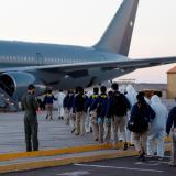 Chile expulsa a migrantes irregulares que estaban en frontera con Bolivia