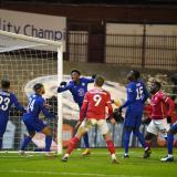 Tammy Abraham mete al Chelsea en cuartos de final