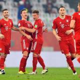 En Bayern venció por 1-0 a Tigres.