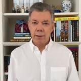 """""""La paz por encima de los partidos"""": Santos responde a Timochenko"""