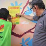 En peligro 42 inmuebles del Centro de Cartagena