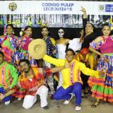 Participantes del Encuentro de Comedias.