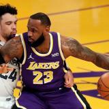 Los Ángeles Lakers son los actuales campeones de la NBA.