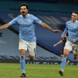 Manchester City venció a el Tottenham Hotspur por 3-0.
