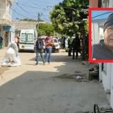 Asesinan profesor al oponerse a un atraco en Santa Marta