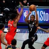 Kevin Durant, alero de los Brooklyn Nets.