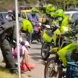 Lo señalan de robarse una bicicleta y comunidad le cercena una mano