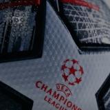 El nuevo diseño del balón de la Liga de Campeones.