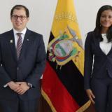 Polémica por viaje de fiscal colombiano a Ecuador