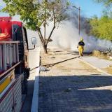 Este año se han registrado 15 incendios forestales en La Guajira