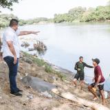 Debido a las muertes por inmersión, restringen acceso a bañistas en el río Sinú