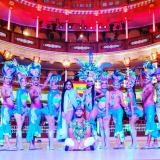 Gran Parada de Tradición Carlos Franco, explosión de talento