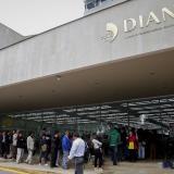 La Dian recaudó $18,4 billones en enero