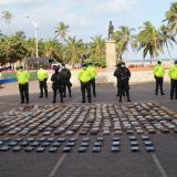 """Lanzan plan """"100 días contra el microtráfico"""" en La Guajira"""