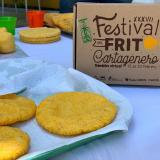 El Festival del Frito Cartagenero irá hasta el 20 de febrero, pero la ciudadanía podrá seguir comprando a través de una página web.