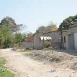 Sector donde fue asesinado a bala 'El Nino'.