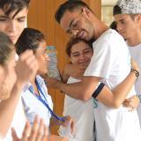 Van 3 mil jóvenes vinculados a la Fundación Scholas Occurrentes