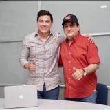 A mánager de Jorge Oñate le roban pertenencias de su carro