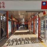Habilitan entradas del módulo expreso en la estación Joaquín Barrios Polo