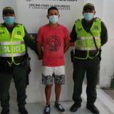 Riña a puñal en Cuchilla de Villate: un muerto y un capturado