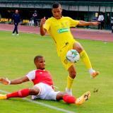 El increíble 'penal' que le pitaron al Barranquilla FC: ¡fuera del área!