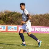 Jefferson Gómez sufrió la lesión en su reaparición contra Millonarios.